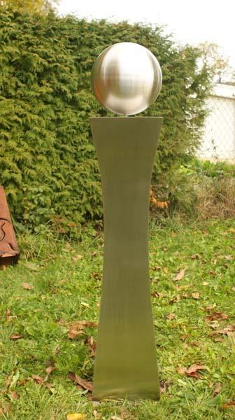 gartendeko edelstahl saule | lyfa, Garten seite
